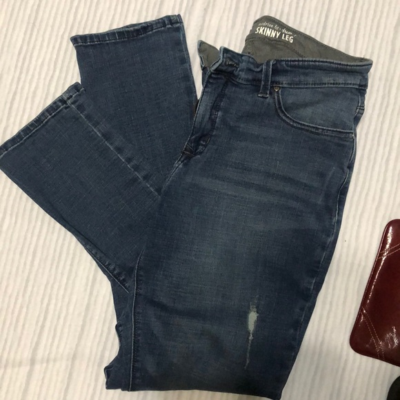 7a9412cf Lee Jeans | Not The Typical Stretch Skinny | Poshmark